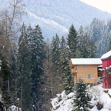 Outside Winter 22, Chalet am Arlberg, Pettneu am Arlberg, Arlberg, Vorarlberg, Austria