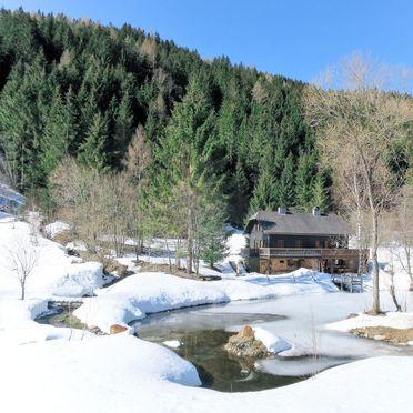 Außen Winter 20, Fischerhütte an der Enns, Stein an der Enns, Steiermark, Steiermark, Österreich
