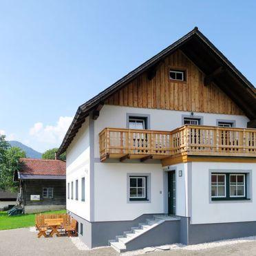 Außen Sommer 1 - Hauptbild, Chalet Steirer am Grundlsee, Grundlsee, Salzkammergut, Salzburg, Österreich