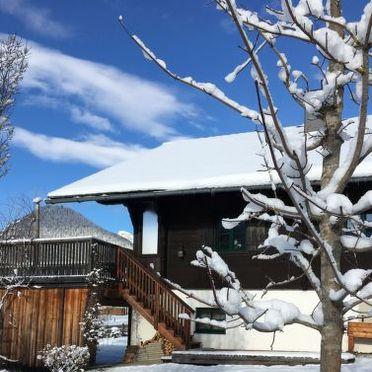 Außen Winter 32, Panoramachalet Bad Aussee, Bad Aussee, Salzkammergut, Steiermark, Österreich