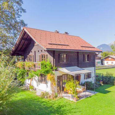 Außen Sommer 1 - Hauptbild, Chalet Weissenbach, Strobl, Salzkammergut, Salzburg, Österreich