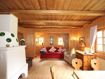 Chalet Siglaste - Tirol - Österreich