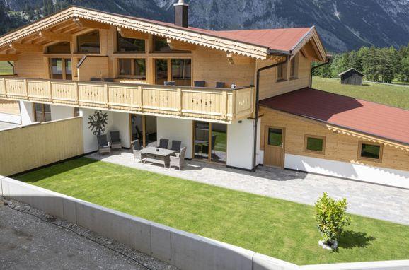 Außen Sommer 1 - Hauptbild, Chalet Leßner, Leutasch, Tirol, Tirol, Österreich