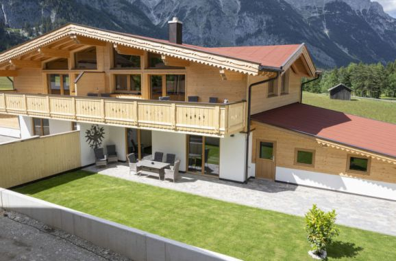 Outside Summer 1 - Main Image, Chalet Leßner, Leutasch, Tirol, Tyrol, Austria