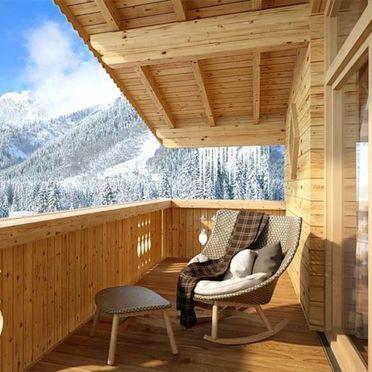 Außen Winter 25, Chalet Leßner, Leutasch, Tirol, Tirol, Österreich