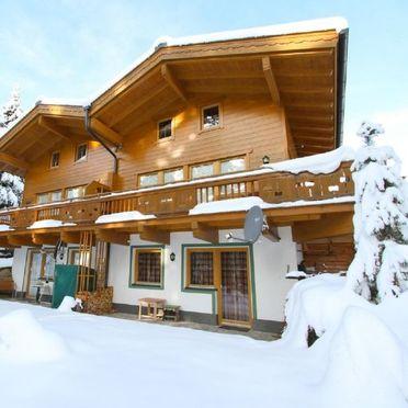 Außen Winter 44, Berghütte Hochkrimml, Königsleiten, Zillertal, Salzburg, Österreich