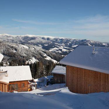 Außen Winter 35, Chalet Klippitzrose, Klippitztörl, Kärnten, Kärnten, Österreich