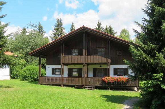 Innen Sommer 1 - Hauptbild, Waldchalet Regen, Regen, Bayerischer Wald, Bayern, Deutschland