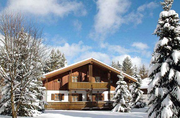 Innen Winter 17 - Hauptbild, Waldchalet Regen, Regen, Bayerischer Wald, Bayern, Deutschland