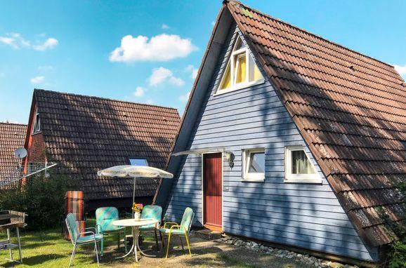 Außen Sommer 1 - Hauptbild, Hütte Pfrungen am Bodensee, Illmensee, Bodensee, Baden-Württemberg, Deutschland