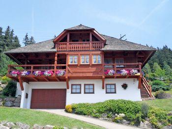 Schwarzwaldhaus Blank am Titisee - Baden-Württemberg - Deutschland