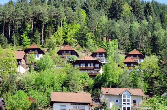 Außen Sommer 1 - Hauptbild, Schwarwaldhütte Sonnenschein, Hornberg, Schwarzwald, Baden-Württemberg, Deutschland