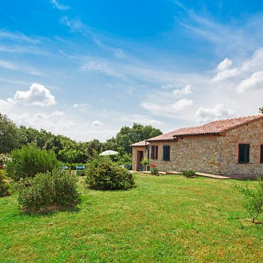 Außen Sommer 2, Casa Querce, Sassetta, Riviera degli Etruschi, Toskana, Italien