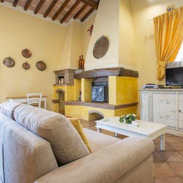 Innen Sommer 5, Casa la Vecchia Pieve, Castelfiorentino, Toskana Chianti, Toskana, Italien