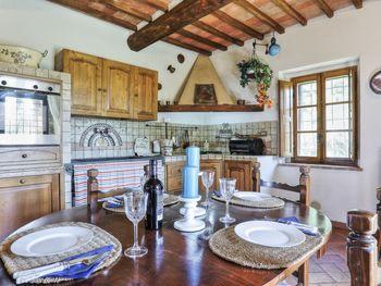 Villa Casale Il Poggino - Toskana - Italien