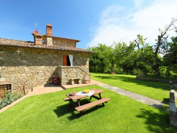 Villa Torsoli - Toskana - Italien