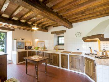 Villa Cafaggio di Sopra - Toskana - Italien