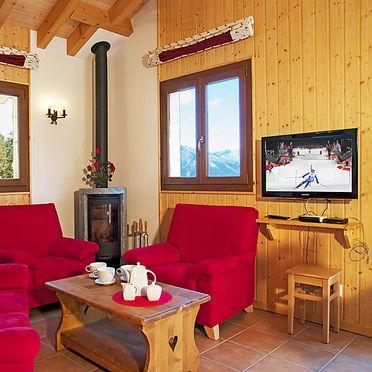 Innen Sommer 3, Chalet Petite-Arvine  in La Tzoumaz, La Tzoumaz, Wallis, Wallis, Schweiz