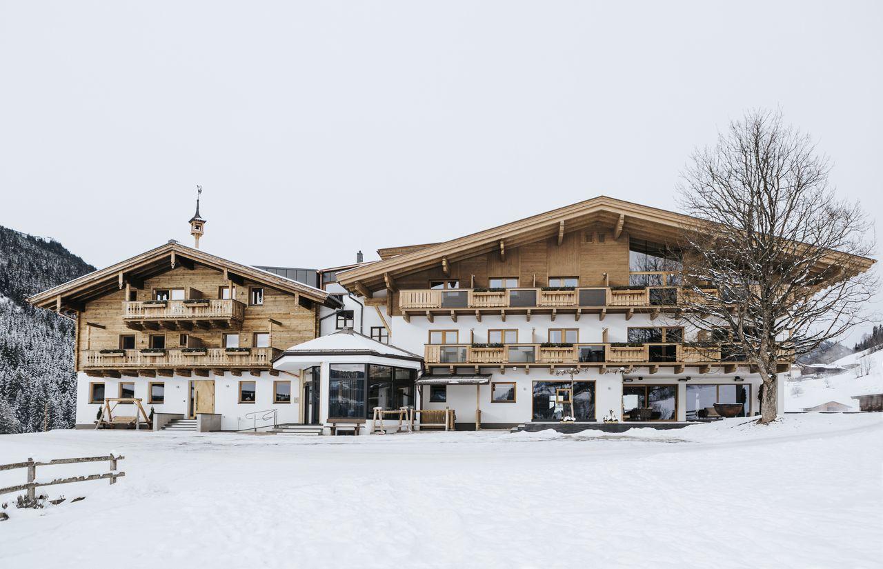 Außenansicht Winter Thurnerhof