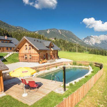 Außen Sommer 2, Fredi's Ferienhütte, Gröbming, Steiermark, Steiermark, Österreich