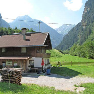 Außen Sommer 2, Ferienhütte Eben, Mayrhofen, Zillertal, Tirol, Österreich