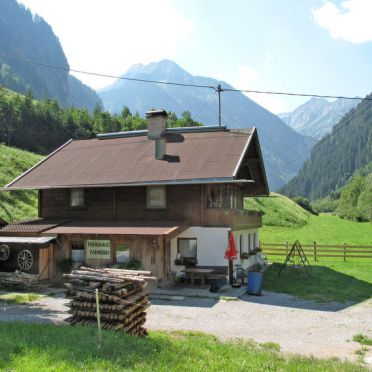 Outside Summer 2, Ferienhütte Eben, Mayrhofen, Zillertal, Tyrol, Austria