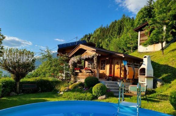 Außen Sommer 1 - Hauptbild, Chalet Egger, Zell am Ziller, Zillertal, Tirol, Österreich