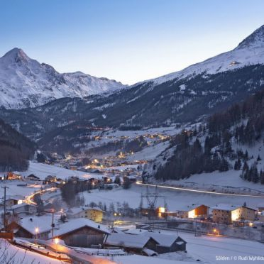 Innen Winter 28, Chalet Hannelore, Sölden, Ötztal, Tirol, Österreich