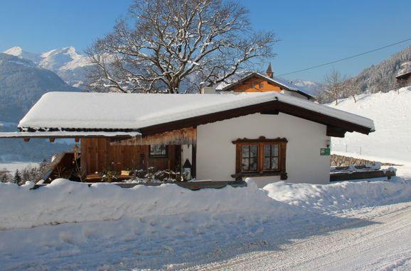 Außen Winter 16 - Hauptbild, Chalet Hamberg, Kaltenbach, Zillertal, Tirol, Österreich