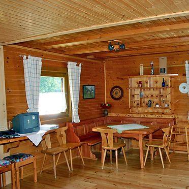 Innen Sommer 3, Berghütte Weissmann, Bad Kleinkirchheim, Kärnten, Kärnten, Österreich