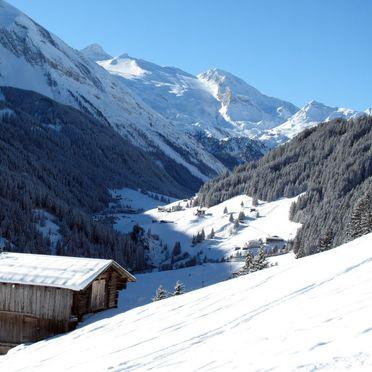 Innen Winter 58, Chalet Alois im Zillertal, Tux, Zillertal, Tirol, Österreich