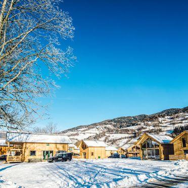 Außen Winter 24, Bergchalet Wellness, Sankt Georgen am Kreischberg, Murtal-Kreischberg, Steiermark, Österreich