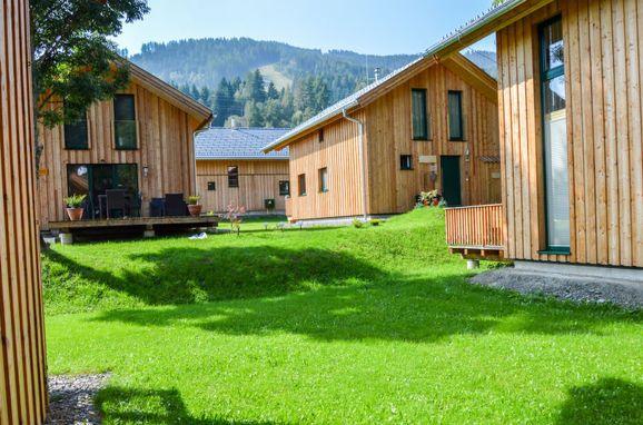 Außen Sommer 1 - Hauptbild, Komfortchalet Wellness, Sankt Georgen am Kreischberg, Murtal-Kreischberg, Steiermark, Österreich
