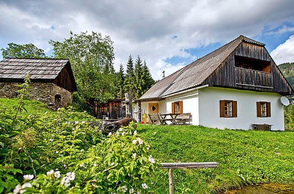 Außen Sommer 1 - Hauptbild, Berghütte Kochhube, Hirschegg - Pack, Steiermark, Steiermark, Österreich