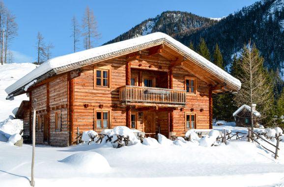 Außen Winter 1 - Hauptbild, Skihütte Gnadenalm, Obertauern, Pongau, Salzburg, Österreich