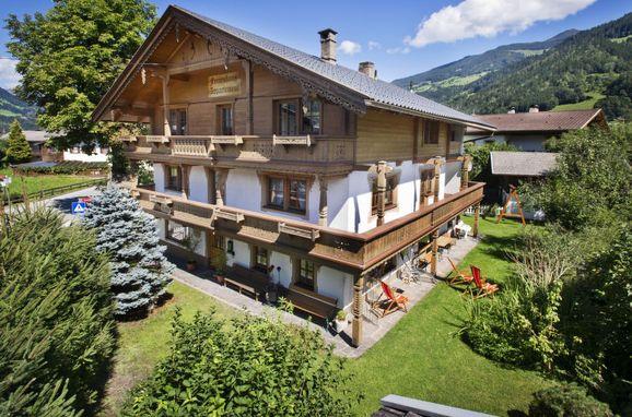 Außen Sommer 1 - Hauptbild, Chalet Gasser, Uderns, Zillertal, Tirol, Österreich