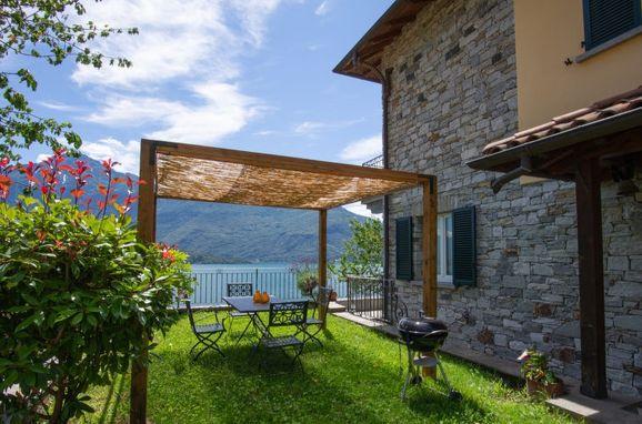 Außen Sommer 1 - Hauptbild, Rutsico la Becca, Domaso, Comer See, Lombardei, Italien