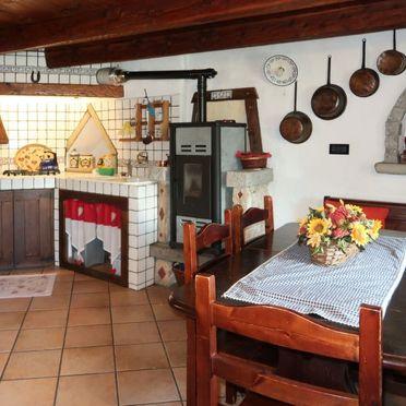 Innen Sommer 5, Maison Meynet, Sarre, Aostatal, Aostatal, Italien