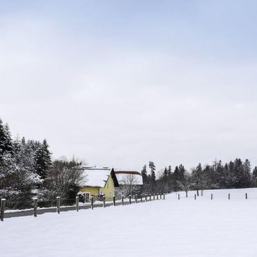 Außen Winter 27, Ferienhaus kleine Winten, Geinberg, Oberösterreich, Oberösterreich, Österreich