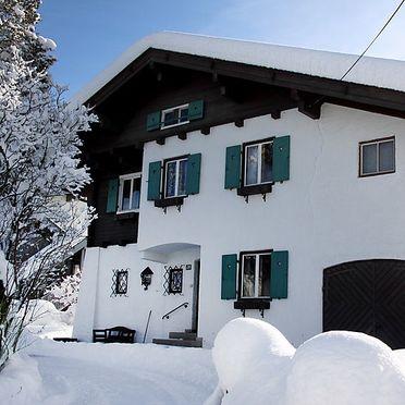 Außen Winter 25, Hütte Patricia, Kössen, Tirol, Tirol, Österreich