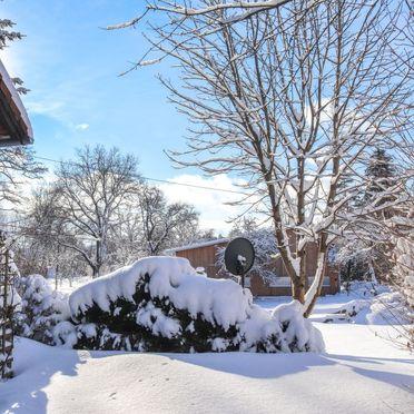 Außen Winter 36, Berghütte Menardi, Frankenburg am Hausruck, Oberösterreich, Oberösterreich, Österreich