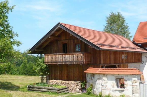 Außen Sommer 1 - Hauptbild, Chalet Lehner im Wald, Rutzenmoos, Oberösterreich, Oberösterreich, Österreich
