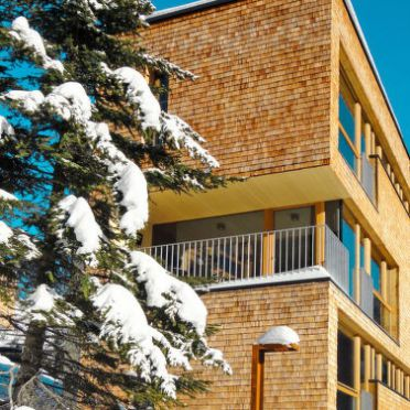 Außen Winter 37, Gradonna Mountain Resort, Kals am Großglockner, Osttirol, Tirol, Österreich