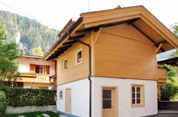Außen Sommer 1 - Hauptbild, Chalet Wegscheider im Zillertal, Mayrhofen, Zillertal, Tirol, Österreich