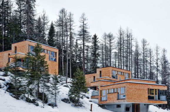 Außen Winter 32, Gradonna Mountain Resort, Kals am Großglockner, Osttirol, Tirol, Österreich