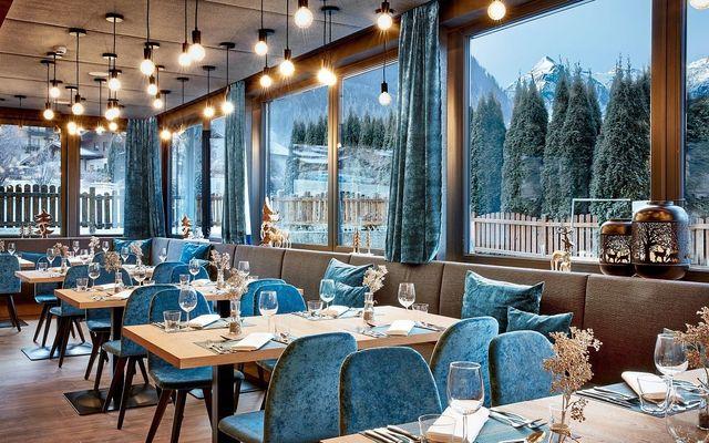Hotel Sonnblick Kaprun Restaurant