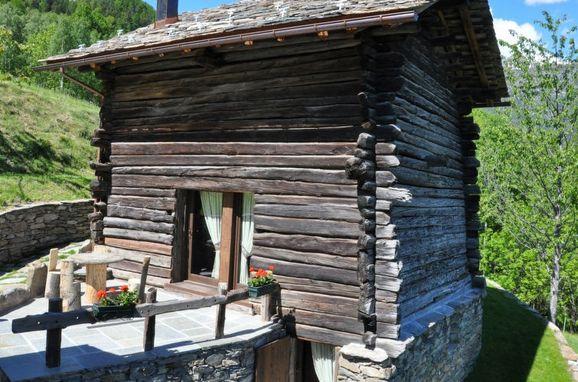Außen Sommer 1 - Hauptbild, Chalet les Combes, Introd, Aostatal, Aostatal, Italien
